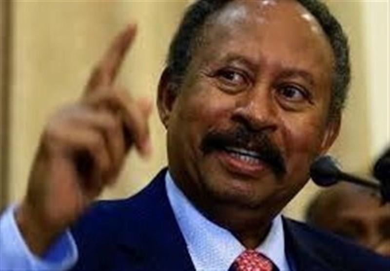 سودان، حمدوک : ساختار کمیسیون صلح پایه ریزی شده است